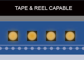 EasySpheres Copper Core in Tape and Reel