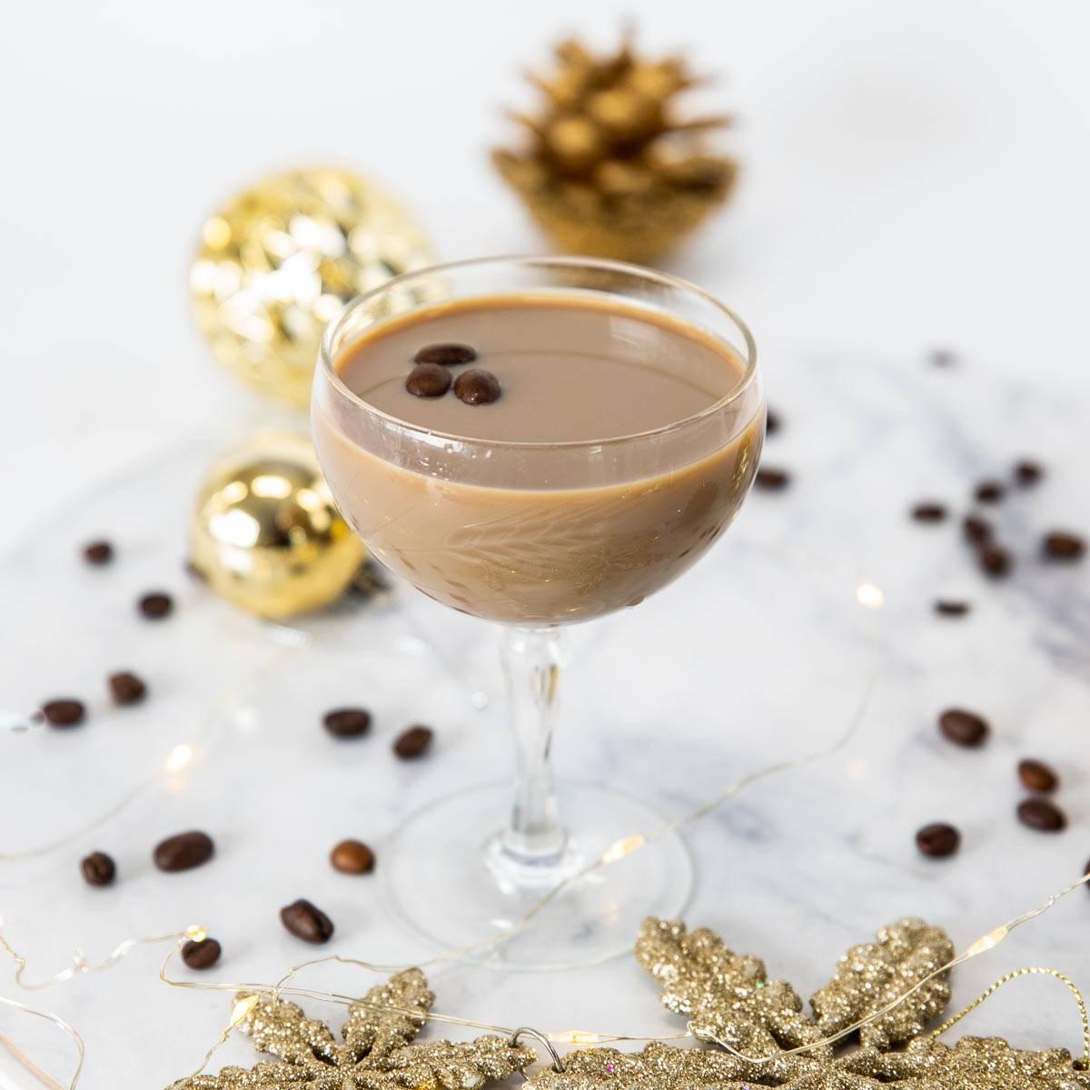 Espresso Cream Martini