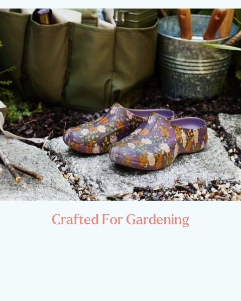 Crafted For Gardening