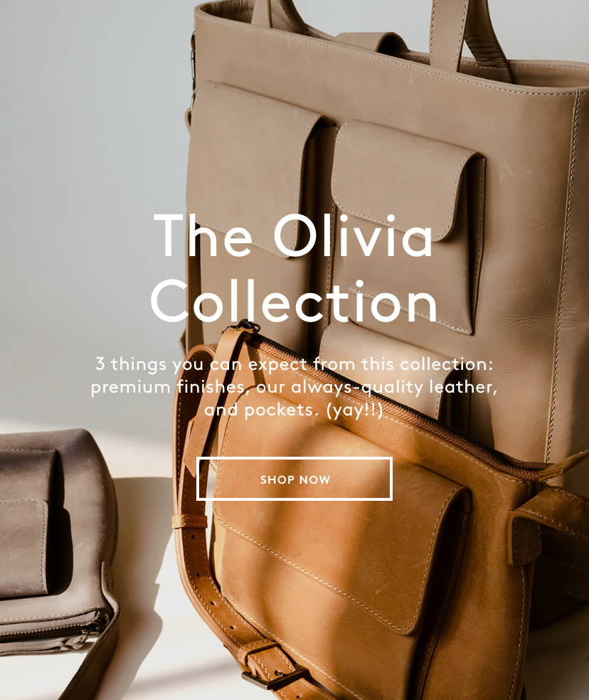 Shop Olivia Collection