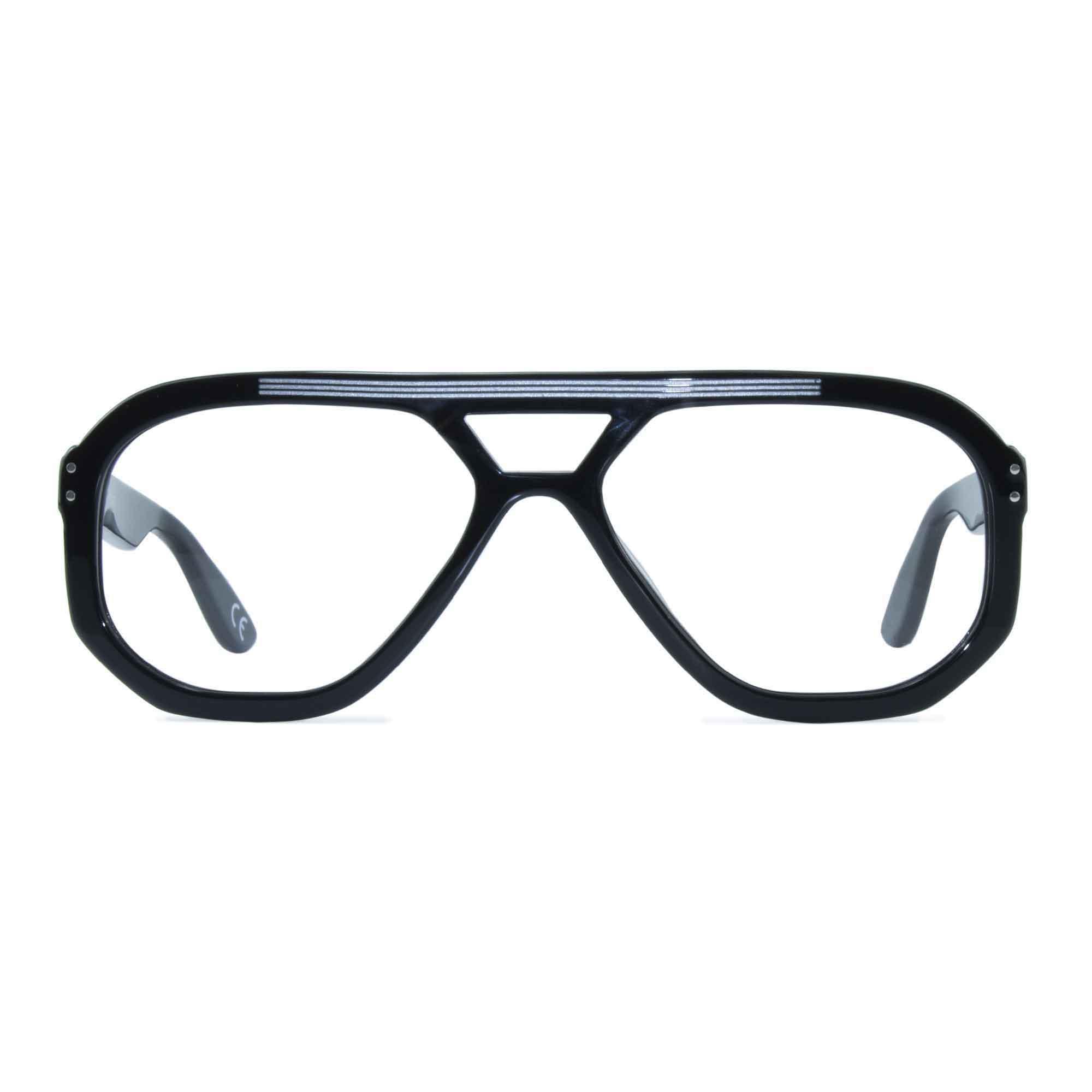 Joiuss jim black navigator glasses
