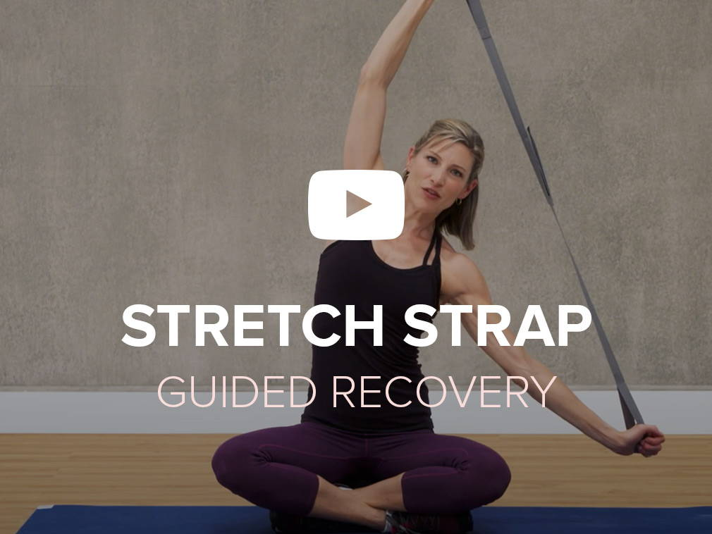Shoulders and chest stretch
