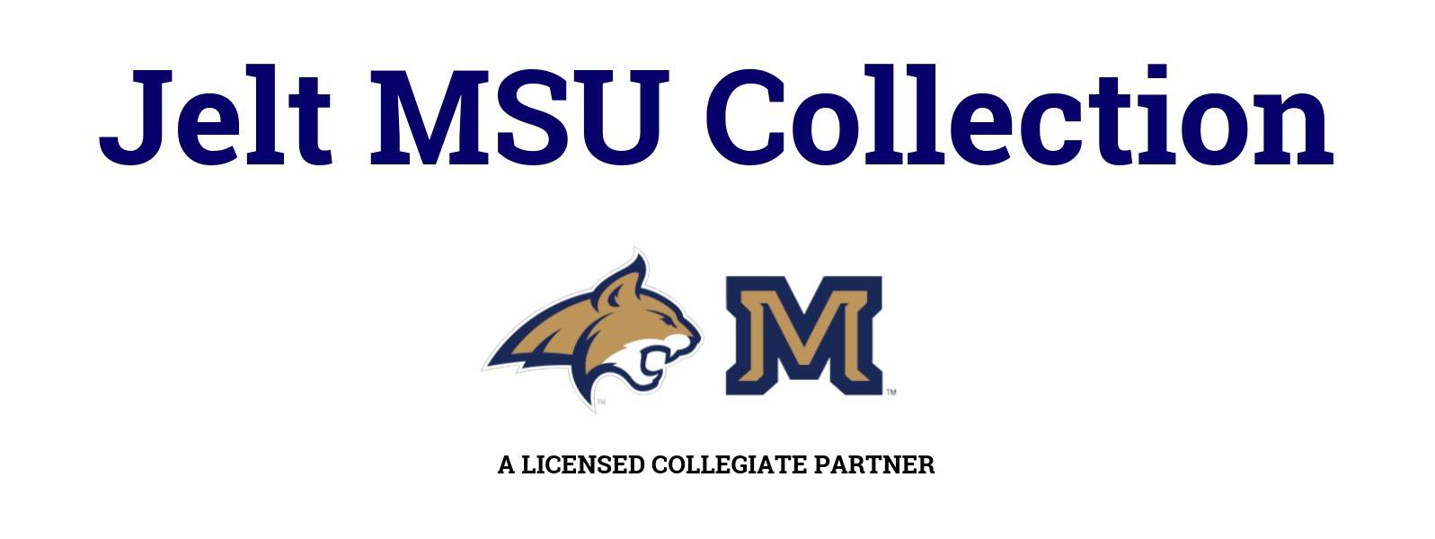 Jelt MSU Collection with logos