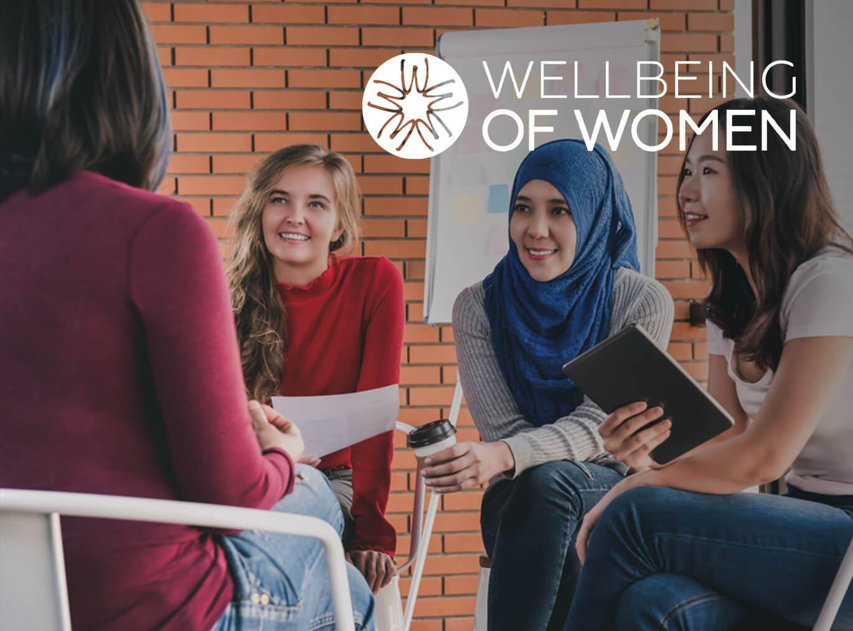 Group Of Women Talking