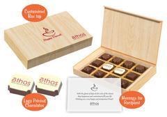 Diwali Gift Ideas for Employees (12 Chocolates - 100 Box)