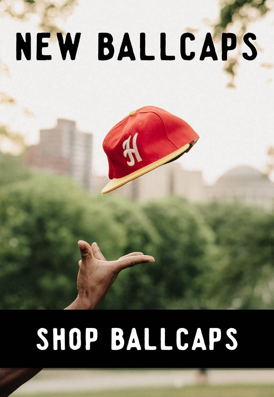 Shop Ballcaps