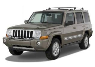 Jeep Commander Factory Radios