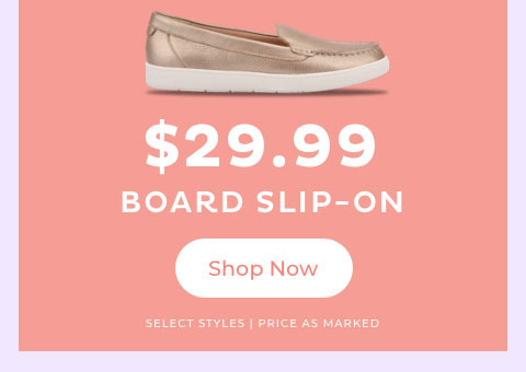 $29.99 Board Slip-On