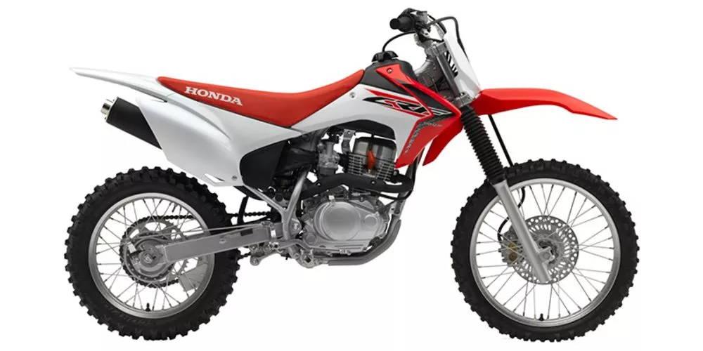 2107 HONDA MOTORCYCLES CRF150F