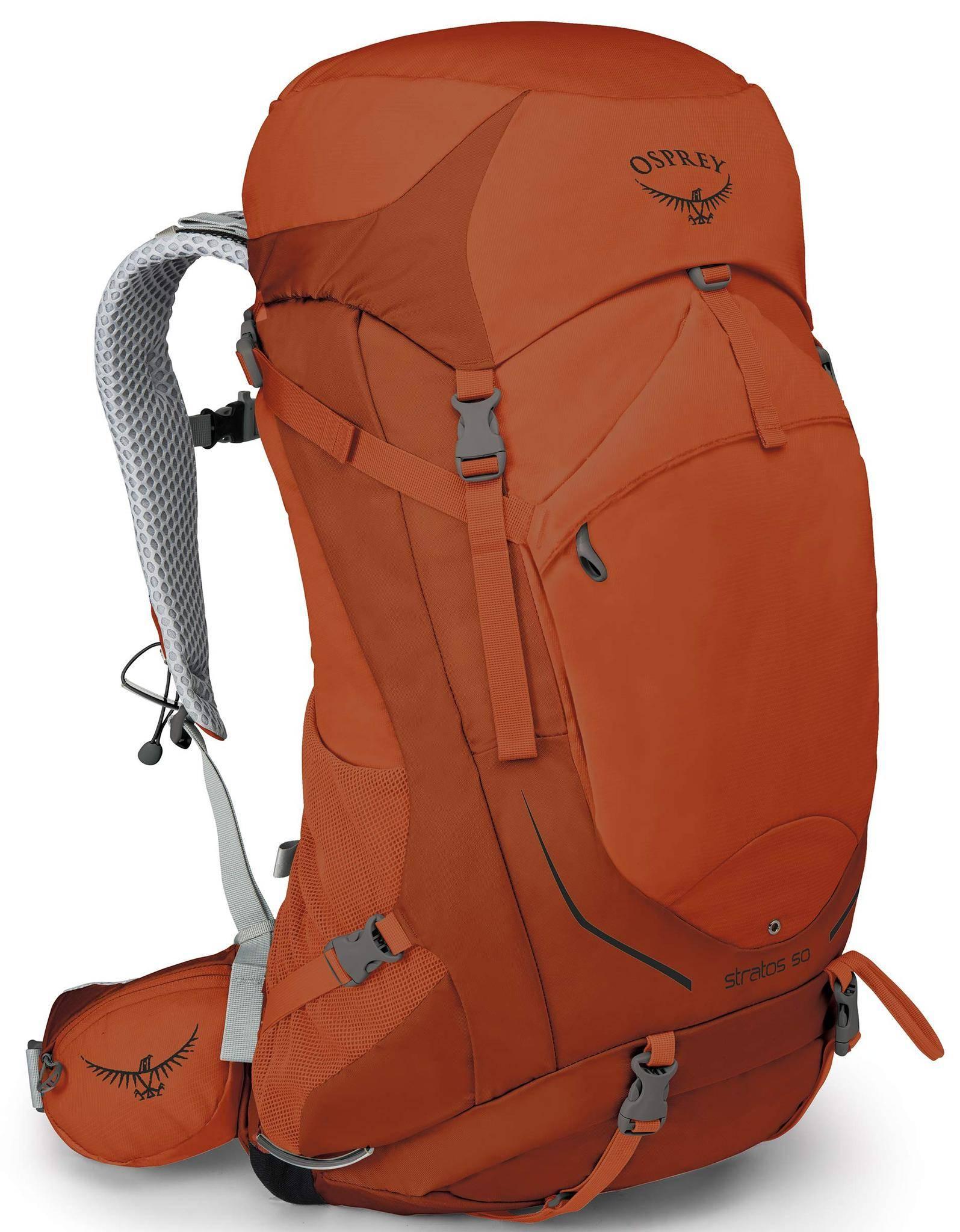 Osprey Packs Stratos 50 Backpacking Backpack | Konnichi wa
