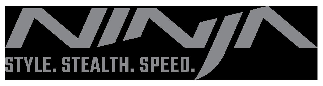 Ninja - Style. Stealth. Speed.