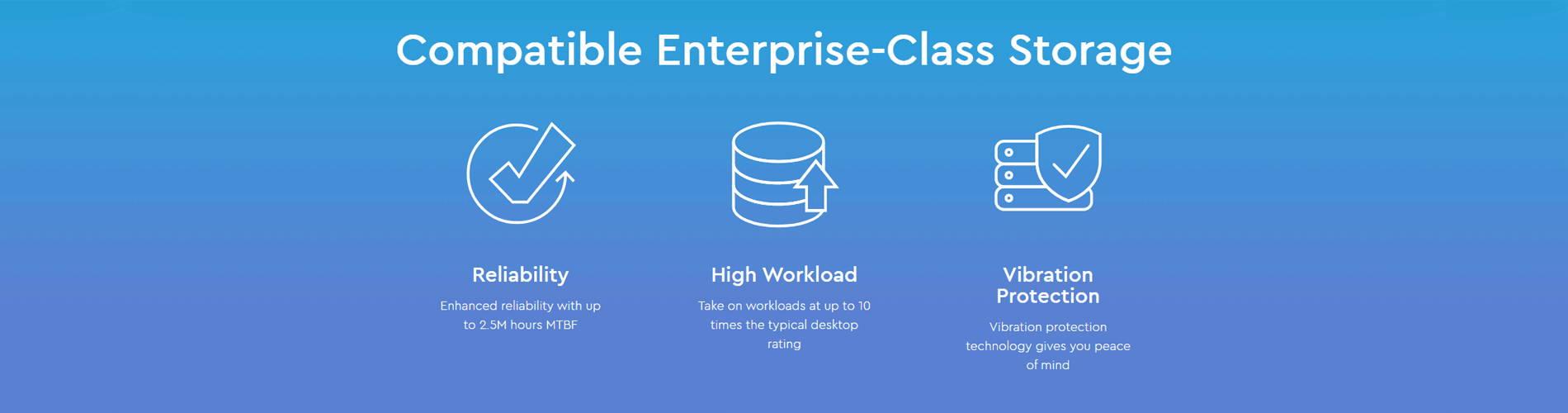 Compatible Enterprise-Class Storage