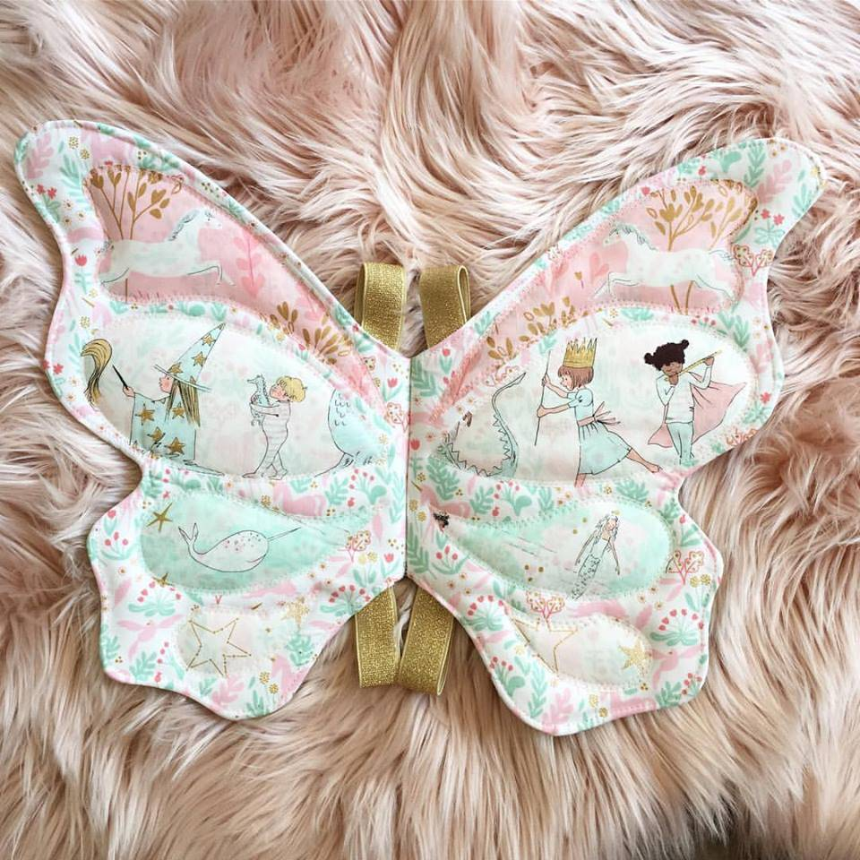 Blooms and Butterflies Doll Studio - Love Australian Handmade