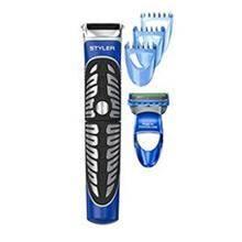 All Purpose Gillette STYLER: Trimmer, Shaver, & Edger