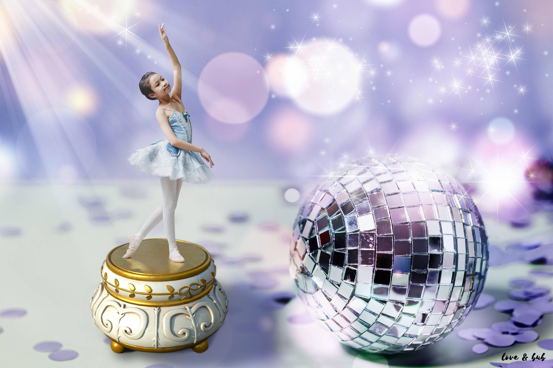 Disco Ballerina Artwork