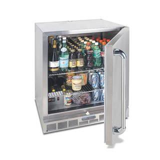 Alfresco Grills 28 Single Door Refrigerator