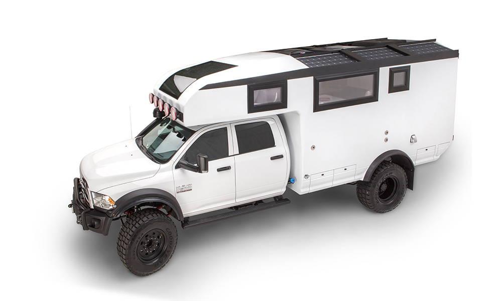 ADVENTURE TRUCKS - Adventure Trucks