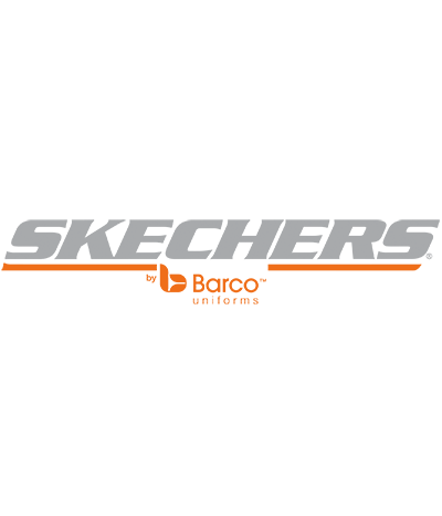 Skechers medical uniforms Logo