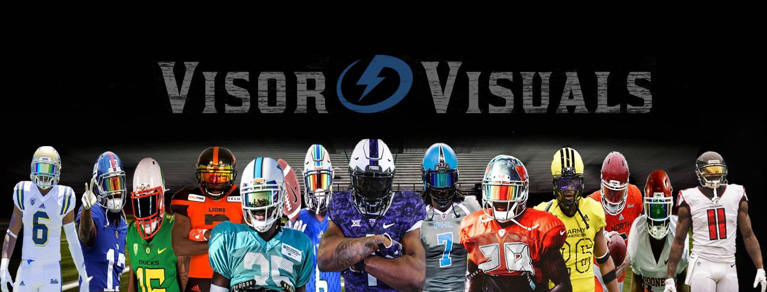 SHOC Visor Visuals
