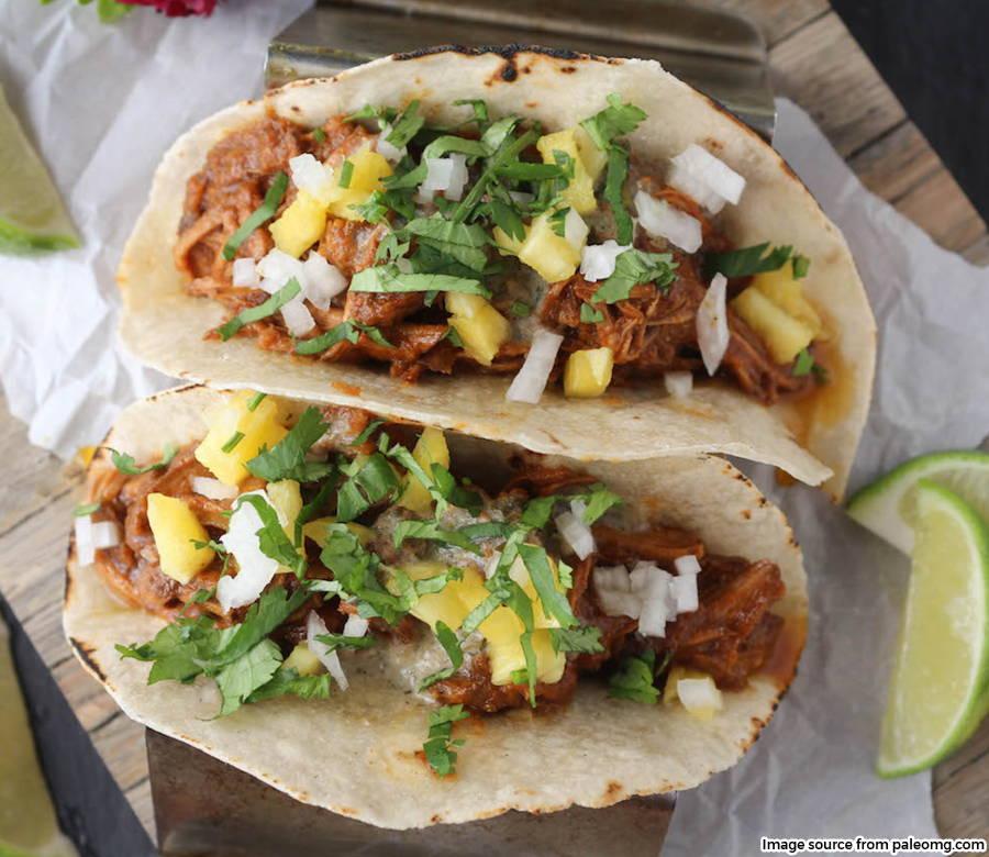 al pastor loaded tacos