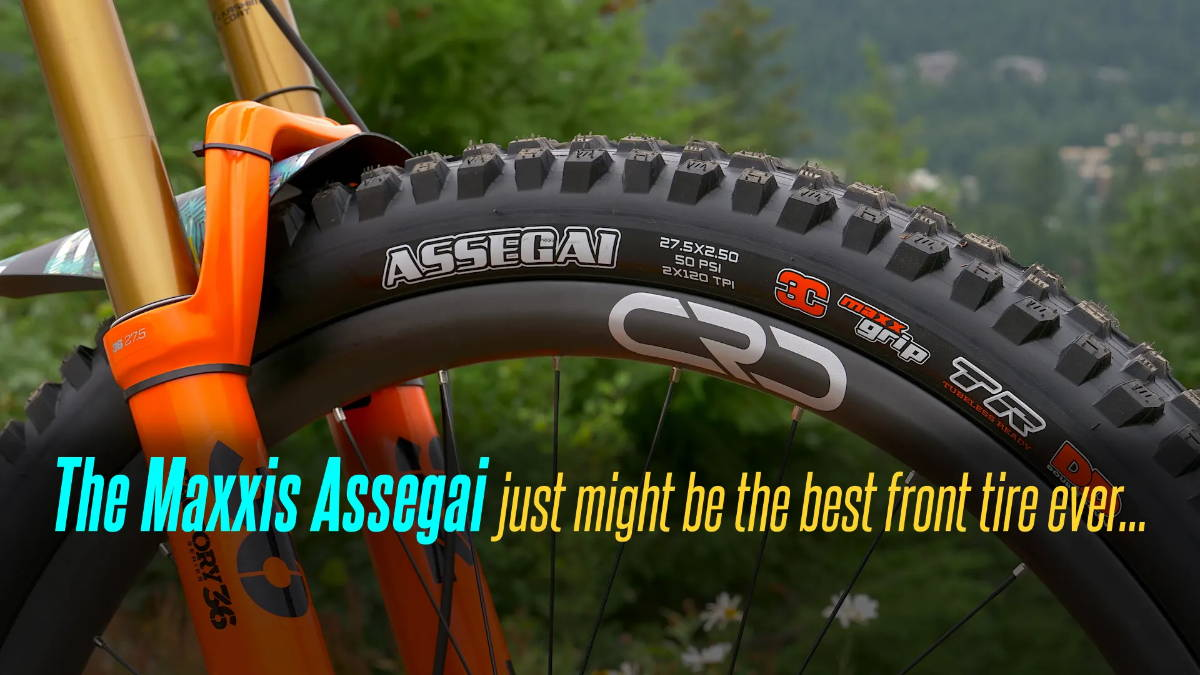 maxxis assegai review tire