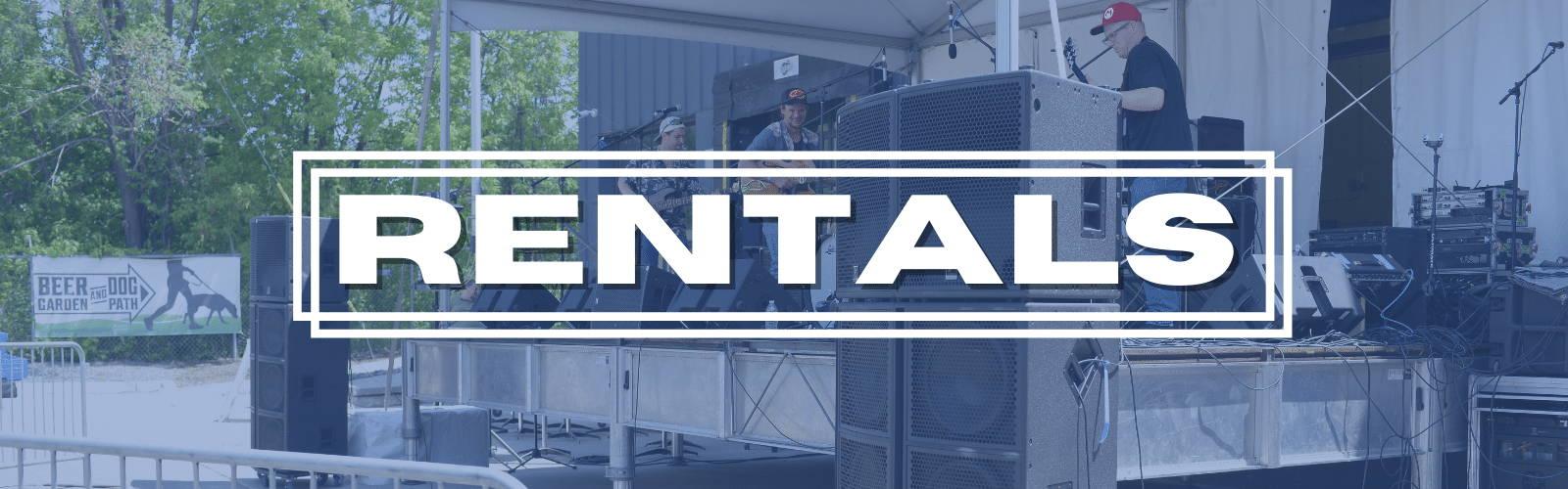 EMI Audio - Rentals of Audio / Video products