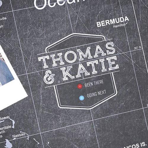 Thomas & Katie Modern Slate Legend