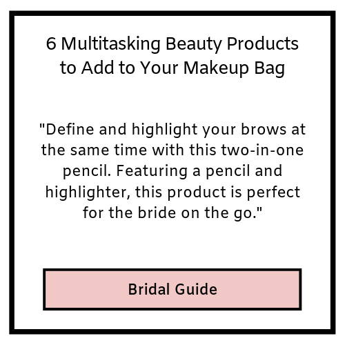 6 multitasking beauty products to add to your makeup bag