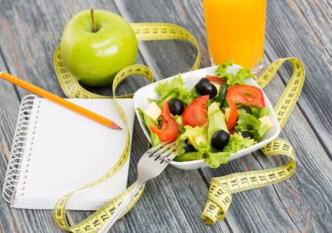 Abnehm-Ernährungstagebuch führen