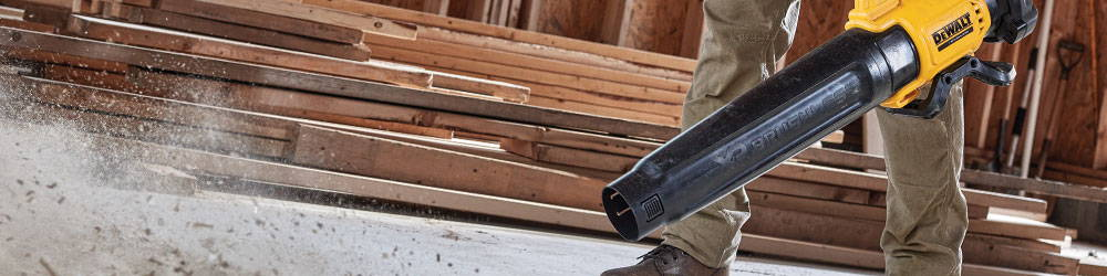 Why You Need a Cordless Blower in Your Kit