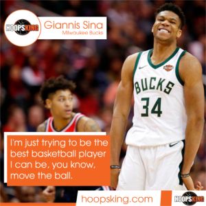 Giannis Basketball Quote 3