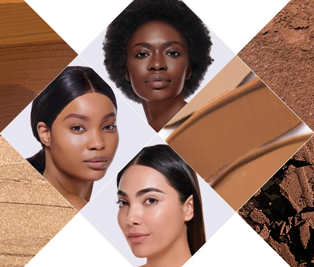 Find Your Shade | IMAN Cosmetics