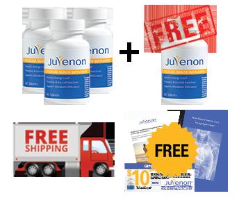 Buy 3 Get 1 Juvenon Tablets