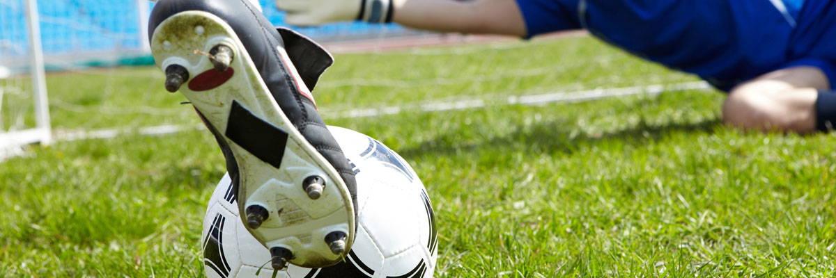 Nahrungsergänzung in Fußball und Wettkampf