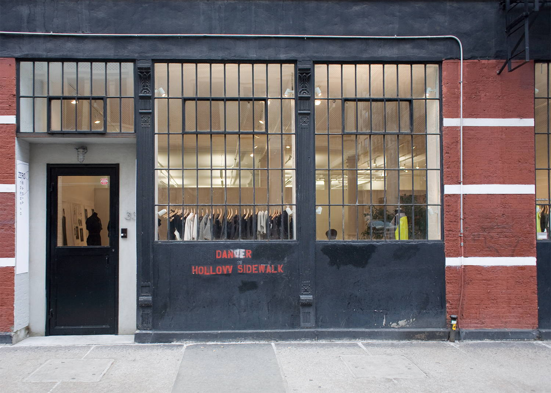 Zero + Maria Cornejo store, 33 Bleecker Street, New York