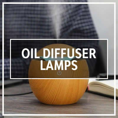 Oil Diffuser Lamps Collection