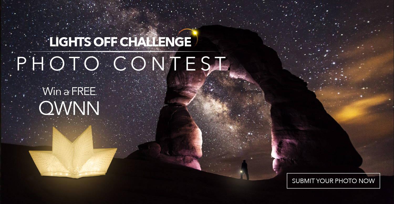 Soiight Lights off challenge photo contest