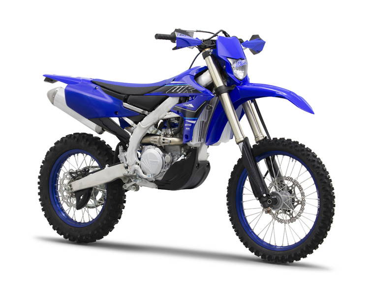 2020 Yamaha WR450F (Learner Approved)