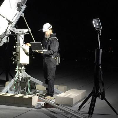 FoxFury NOMAD® 360 Spotlight, Flood Light or 360° Scene LightDelivers Up to 8,000 Lumens
