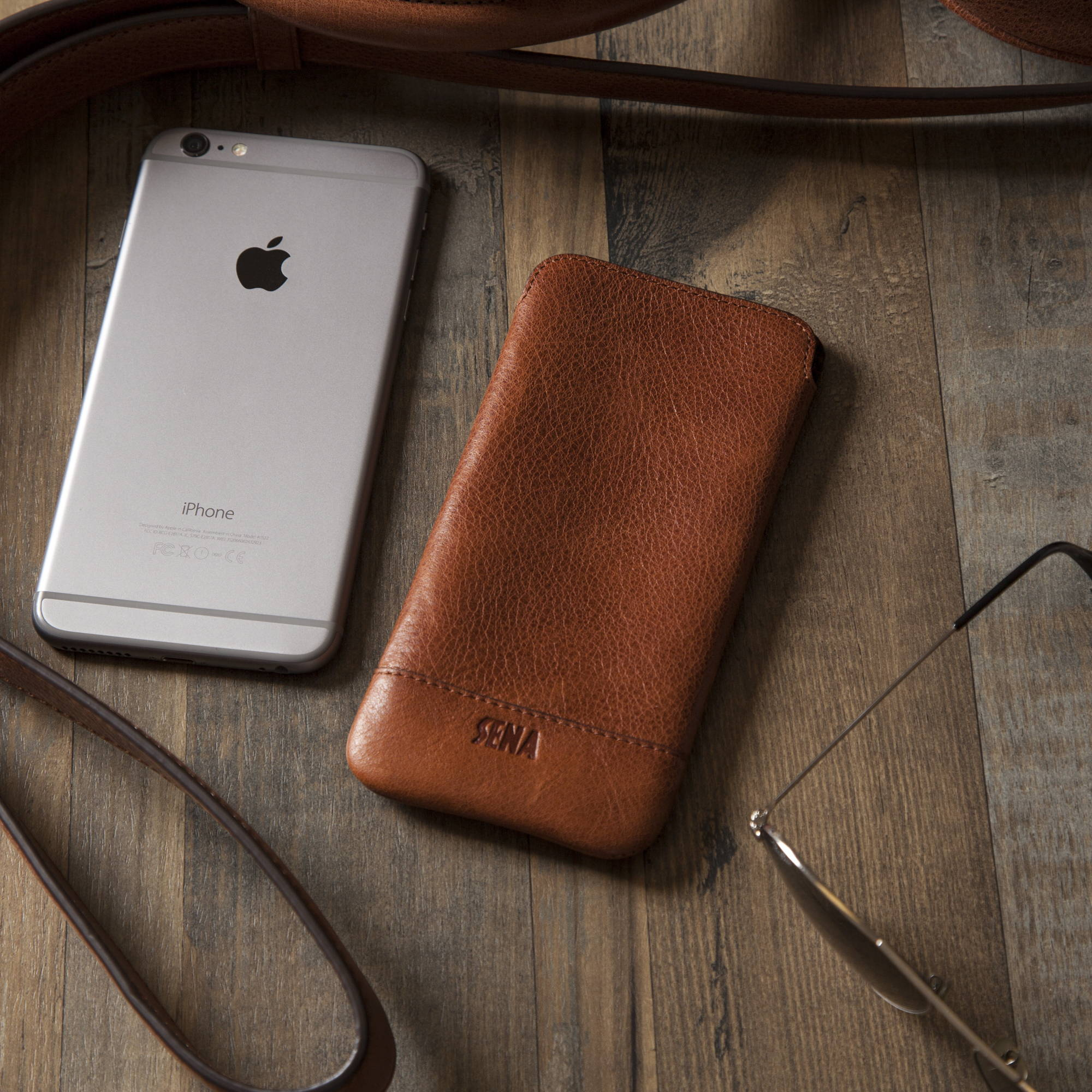 Cognac Ultraslim for iPhone | Sena Cases