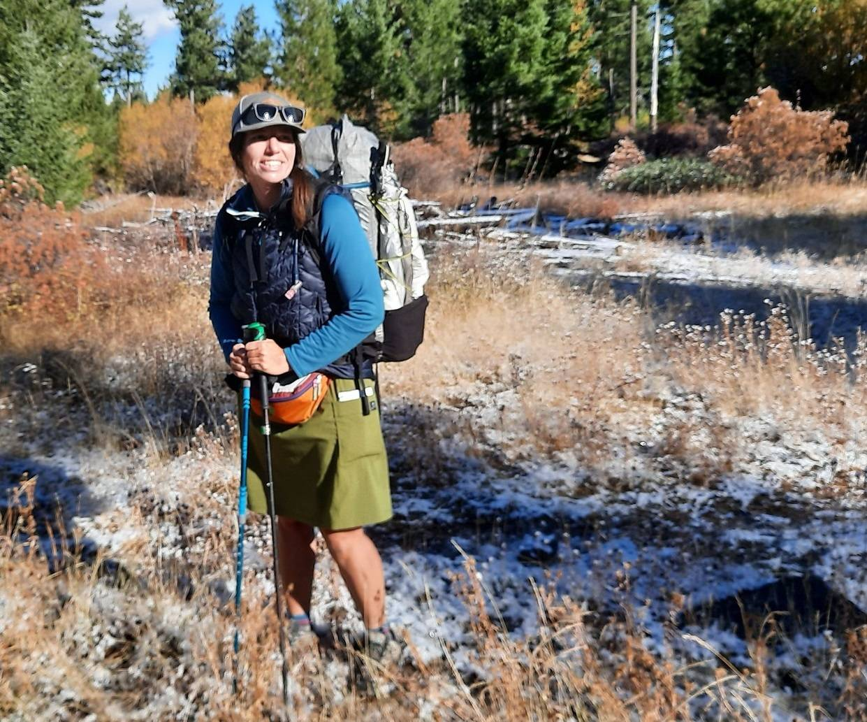 Renee She-ra Patrick Blue Mountain Trail
