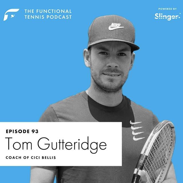 Tom Gutteridge on the Functional Tennis Podcast