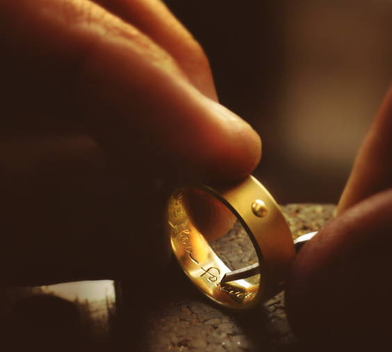 Making a Furrer Jacot Ring