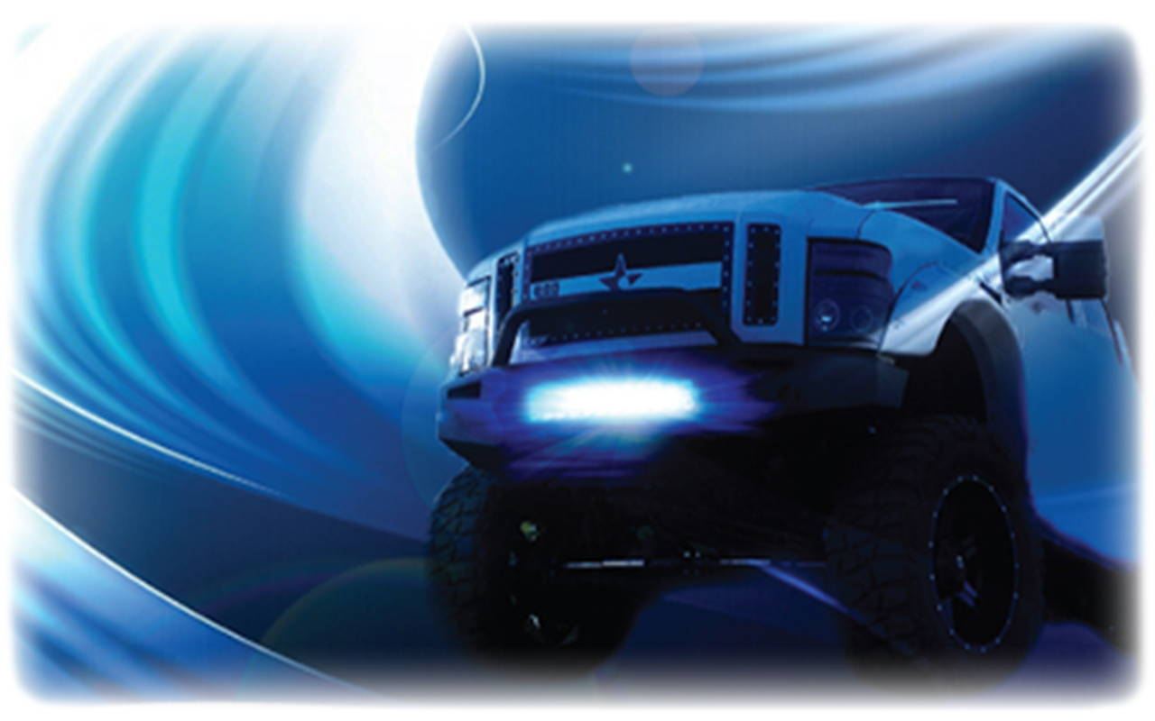 LUMENS HPL LED Offroad Lighting