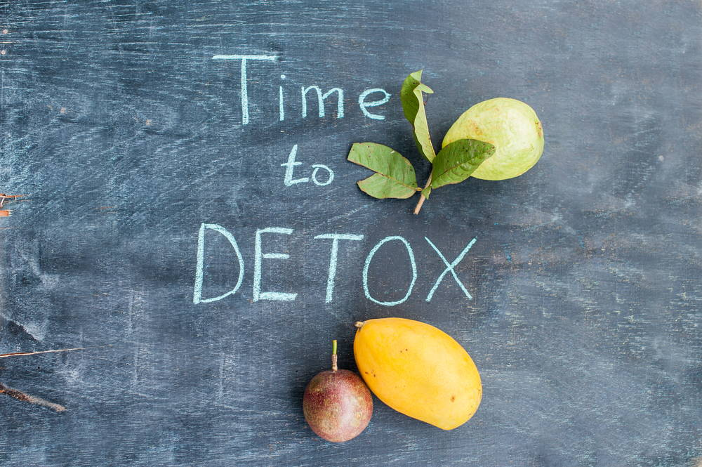 safe easy ways to detox and cleanse