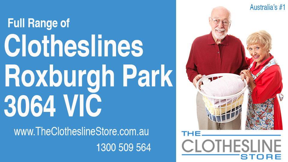New Clotheslines in Roxburgh Park Victoria 3064