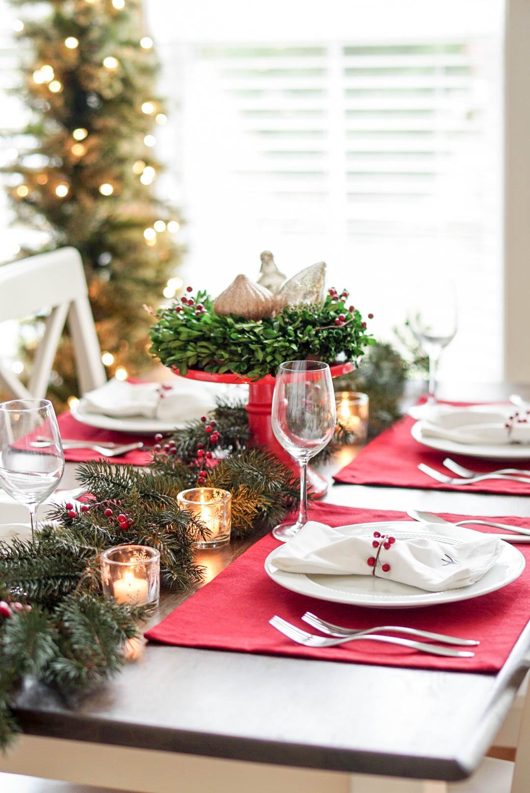 Diy Holiday Tablescape Project Ideas How To Apply Heat Transfer