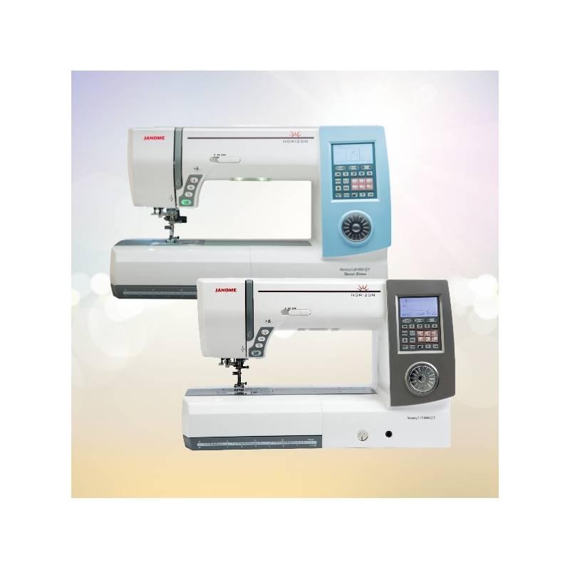 Refurbished Janome sewing machine giveaway
