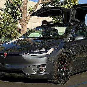 Model X Chrome Delete