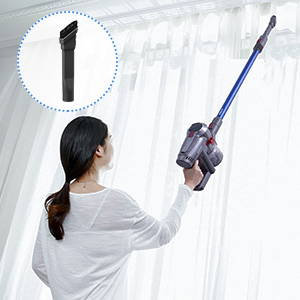 Ceiling Brush for Above Floor Cleaning